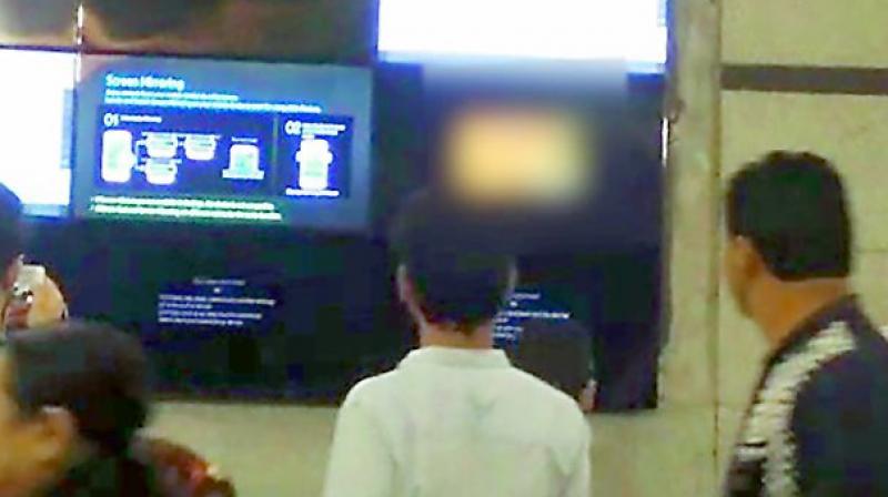 порно видео секс в метро