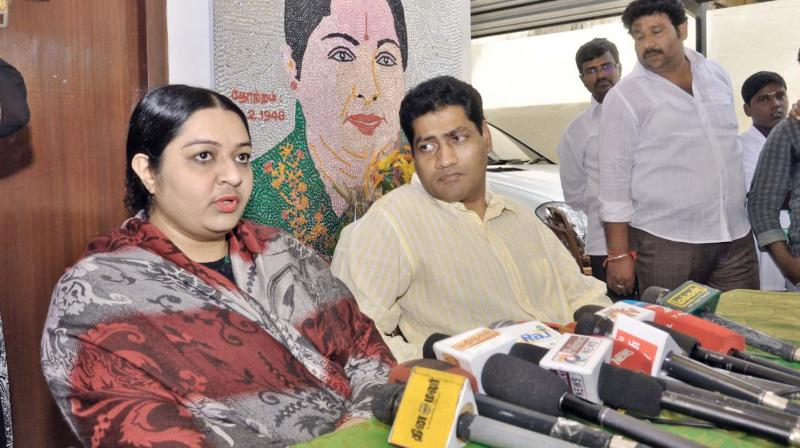 Jayalalithaa's niece Deepa Jayakumar to launch her party on Friday, say reports