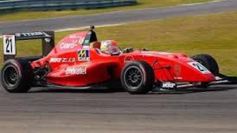 MRF Challenge: Schumacher junior is fastest on first day
