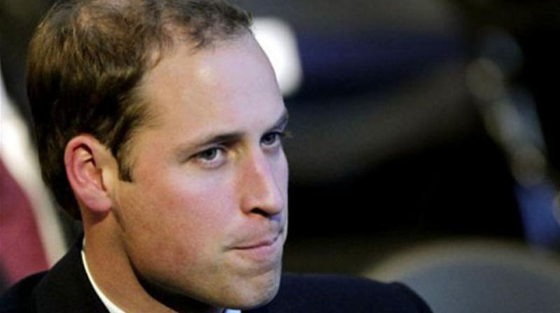 Prince William Comforts Grieving Girl: