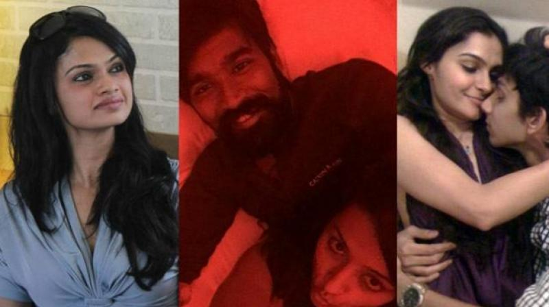 LEAKED: Rana Daggubati-Trisha having an intimate moment (Thanks to Suchitra)
