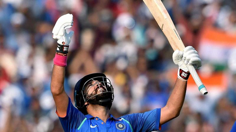 India hit 381 and beat England by 15 runs in 2nd ODI
