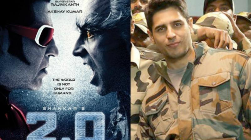 Sidharth Malhotra starrer 'Aiyaary' was earlier set to release on Republic Day next year along with Akshay Kumar-Rajinikanth starrer '2.0.'