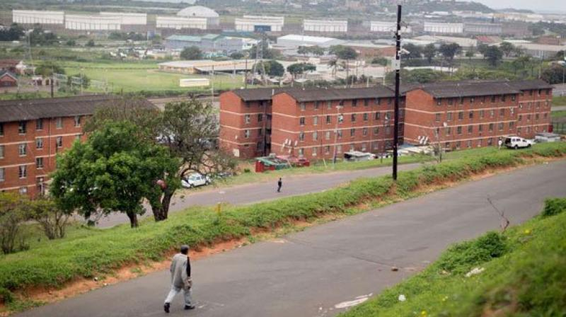 Violence has spread across the province on the country's east coast, but much of the killing can be traced back to hitmen hired from the notorious Glebelands complex of hostels in the provincial capital Durban. (Photo: AFP)