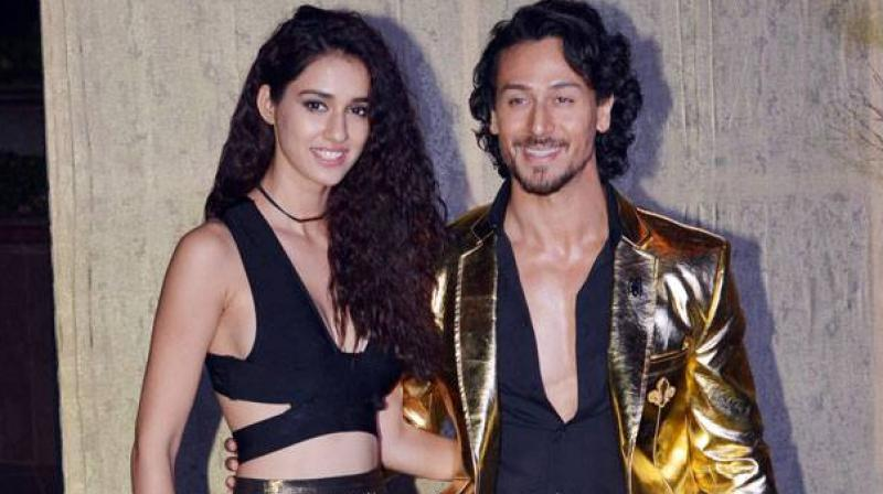Disha Patani to star with Tiger Shroff in Baaghi 2