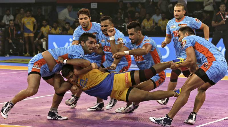 PKL: Comeback win for Haryana Steelers