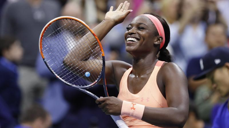 Stephens, who was ranked 957th in July when her hardcourt campaign began, has won 14 of her past 16 matches.(Photo: AP)