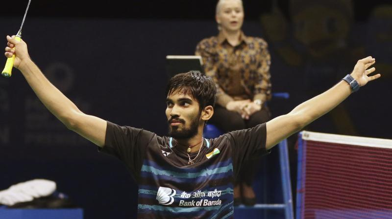 Srikanth outguns Chen to win Australian Open
