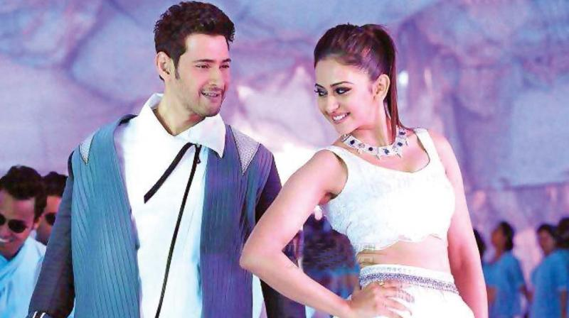 Spyder second song Haali Haali sends Mahesh Babu fans into a tizzy