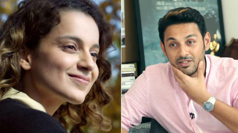 Kangana Ranaut's Film 'Simran' Box-Office Collection Day 5
