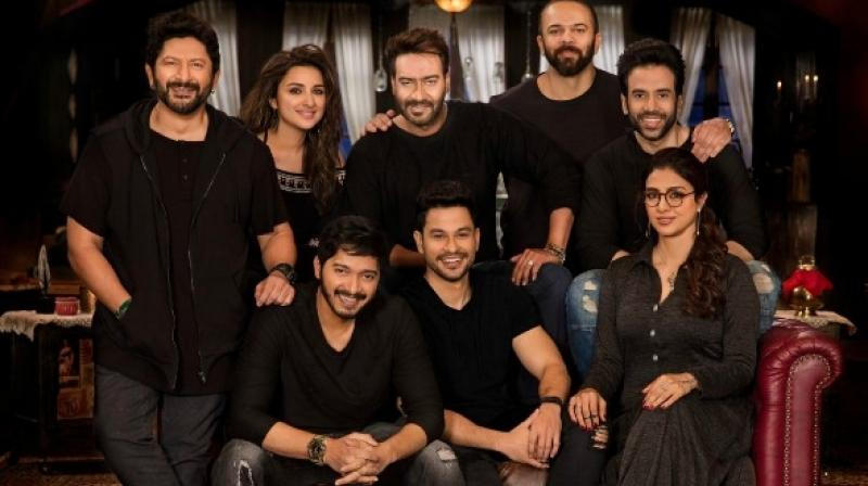 Rohit Shetty announces Golmaal 5 even before the release of Golmaal Again