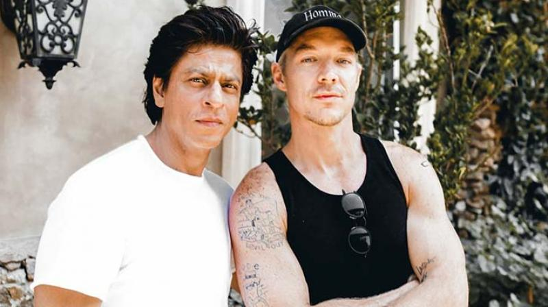 Image result for King Khan ready to host DJ Diplo at Mannat