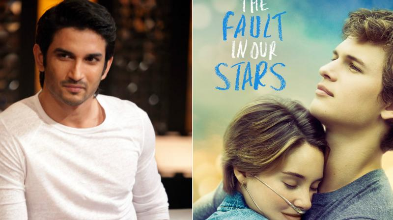 Sushant Singh Rajput bags lead role in 'Fault in our Stars' remake