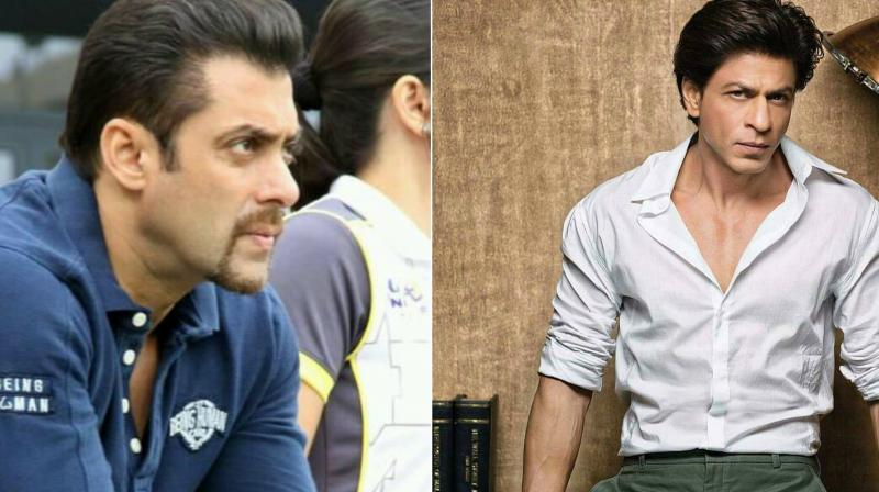 Salman has recently launched TV show Big Boss 11. Shah Rukh Khan will be back on TV with this new show.