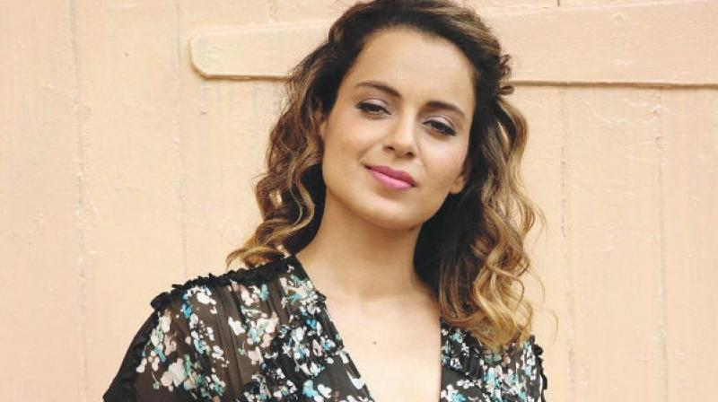 Kangna Ranaut on her debut directorial 'Teju'
