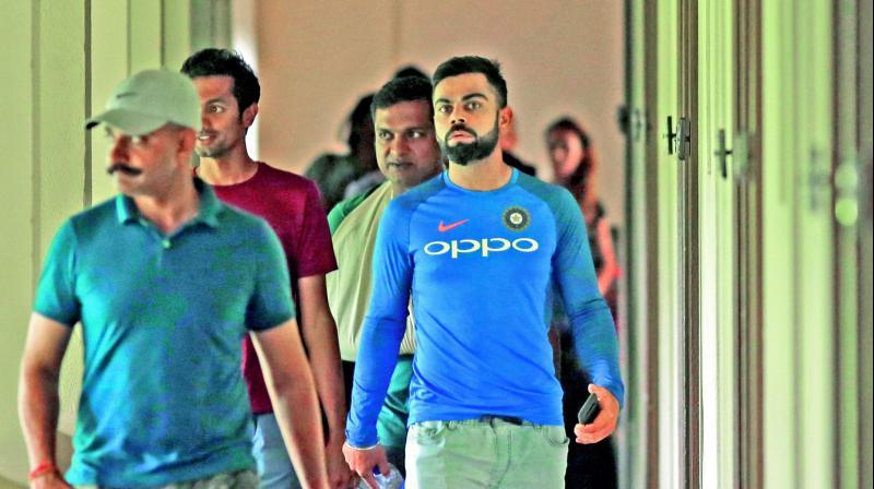 Brutal Shikhar Dhawan smashes sixth Test hundred