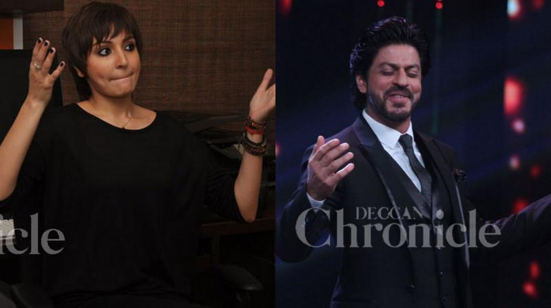 Shah Rukh Khan and Anushka Sharma will be working together in Imtiaz Ali's romantic film, tentatively titled 'The Ring'.