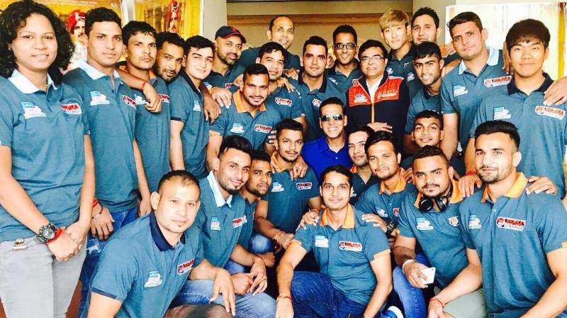 Pro Kabaddi League 2017: Bengal Warriors announce partnership with Akshay Kumar