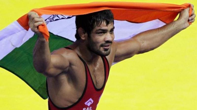 National Wrestling Championship: Sushil Kumar wins gold medal in 74 kg freestyle