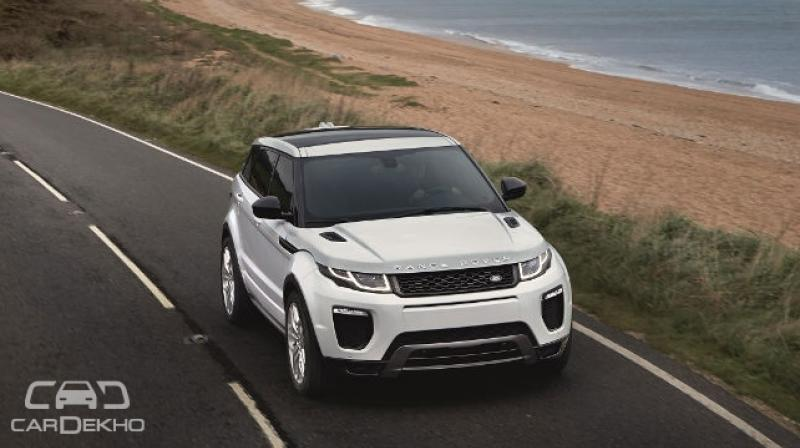 Land Rover introduces Evoque petrol at Rs 5320 lakh