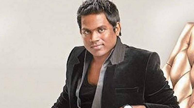 Yuvan Shankar Rajaon board for Ajith 58?