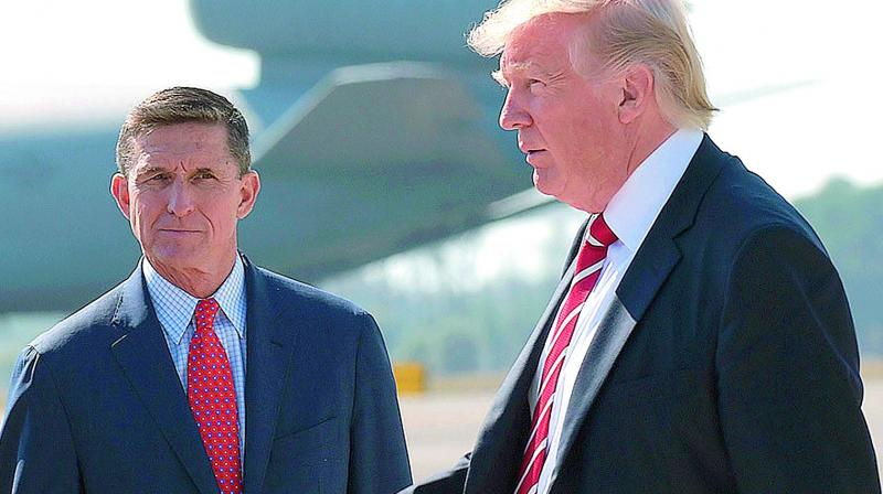 Flynn kept security clearance post warning of Russian Federation blackmail risk