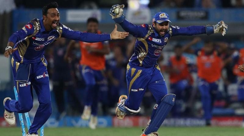 Mumbai Indians have become the undisputed leaders in IPL after clinching their 3rd title. (Photo: BCCI)