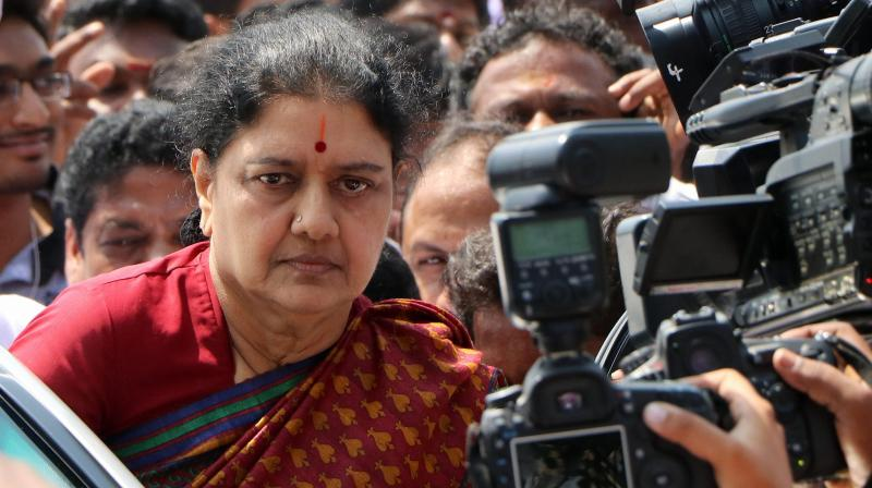 EC rejects AIADMK's reply on Sasikala's elevation