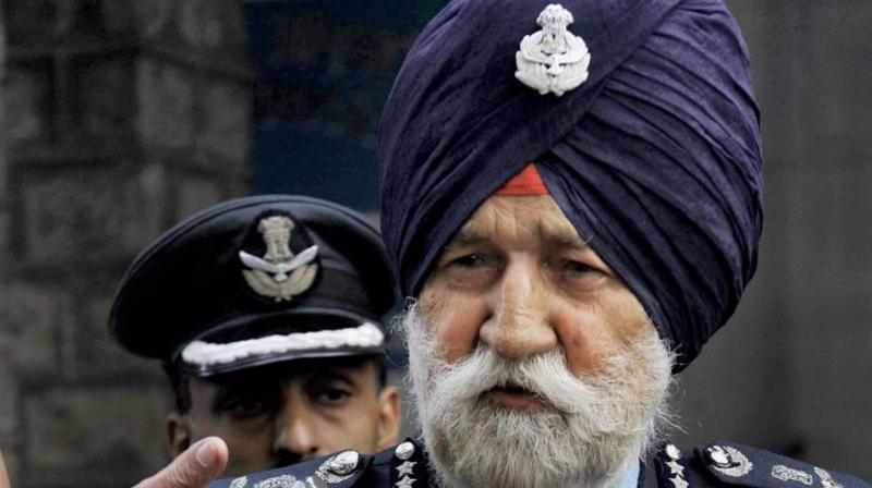 IAF Marshall Arjan Singh hospitalized following cardiac arrest
