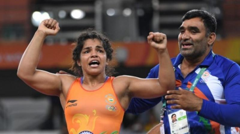 Sakshi Malik wrestles with Haryana government for promised sum