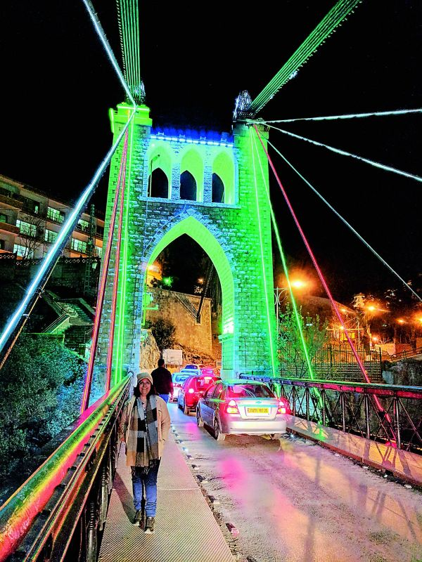 Constantine, the city of bridges