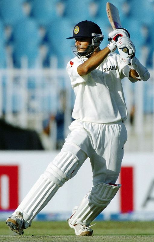 270 vs Pakistan: Another huge innings by 'the Wall'. His classy innings helped India inflict an innings defeat over their arch-rivals. (Photo: AFP)