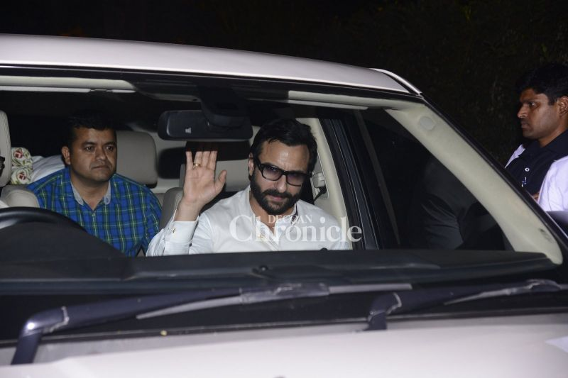 Saif Ali Khan is Randhir Kapoor's son-in-law.