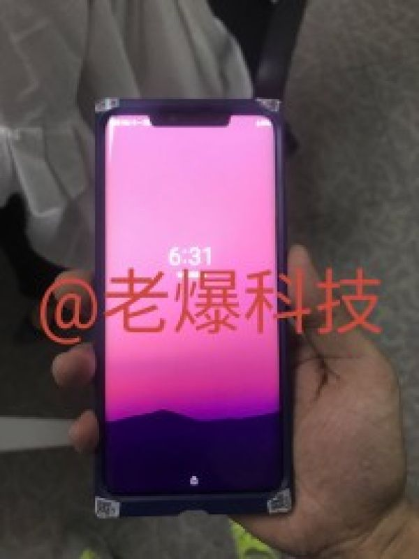 huawei Mate 20 Pro leaked