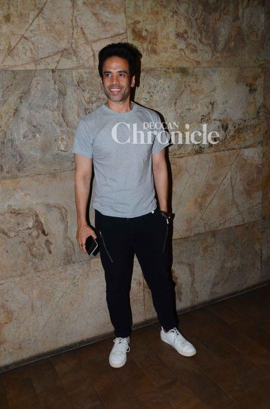 Tusshar Kapoor will next be seen in 'Golmaal Again.'