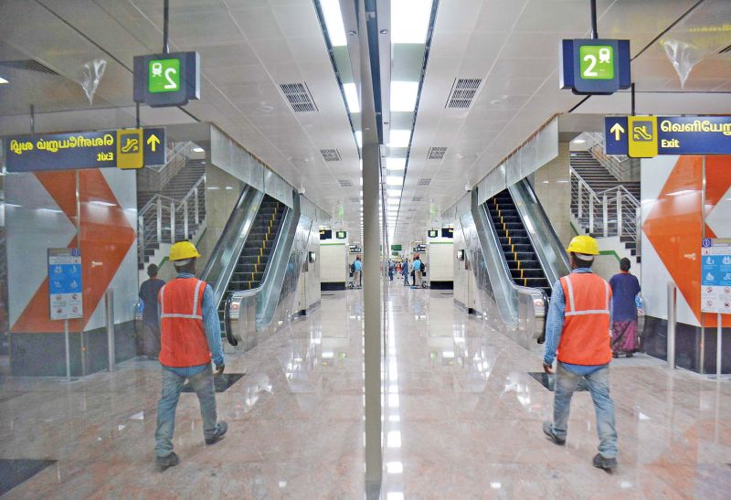 Underground section of Chennai Metro rail service inaugurated