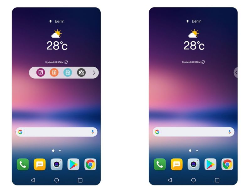 This is our clearest look at the upcoming LG V30
