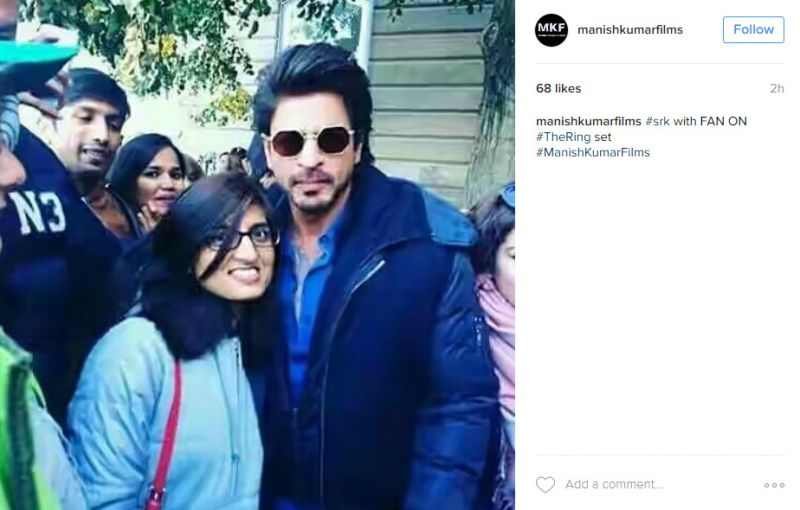 Yaayyy!! SRK, Anushka ring the wrap bells for Imtiaz's movie!