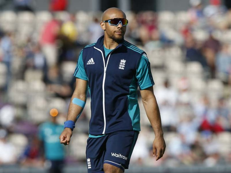 Tymal Mills: The IPL 2017 player's auction was dominated by English players. Mills was bought by Royal Challengers Bangalore, making him the second most expensive player of the auction. (Photo: AFP)