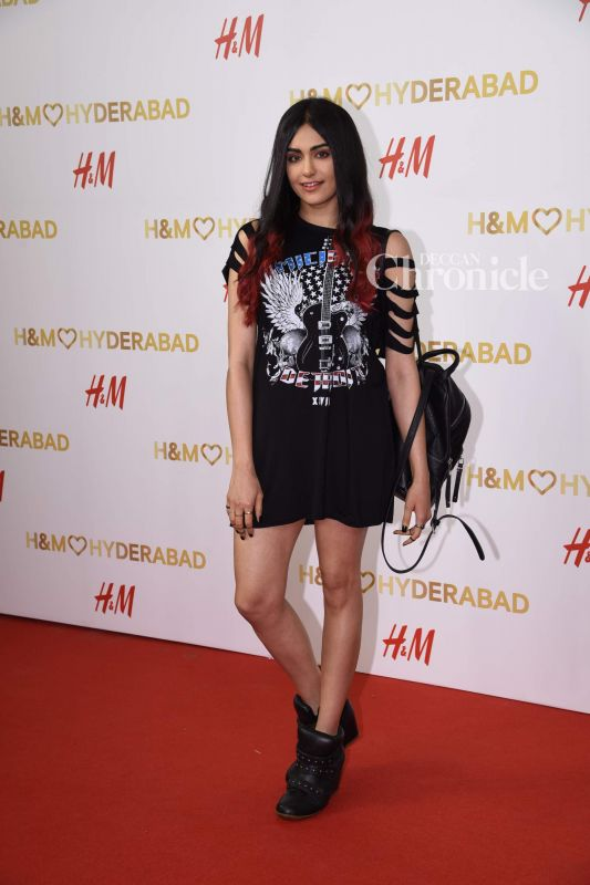 Adah Sharma was also seen at the event.
