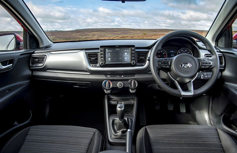 kia stonic compact suv launched in europe. Black Bedroom Furniture Sets. Home Design Ideas