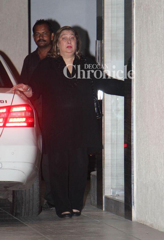 Rima Jain is Babita Kapoor's sister-in-law.