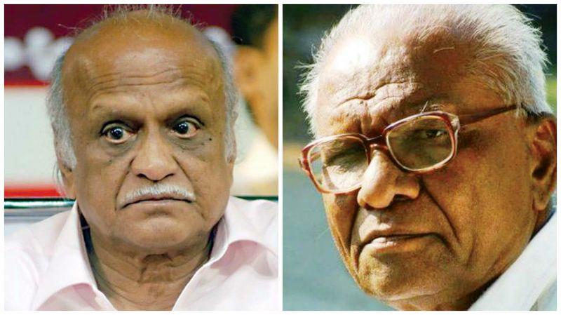 MM Kalburgi and Govind Pansare