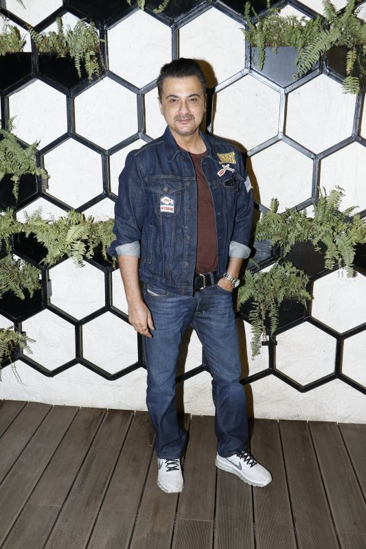 Sanjay Kapoor was also among the guests for the launch.