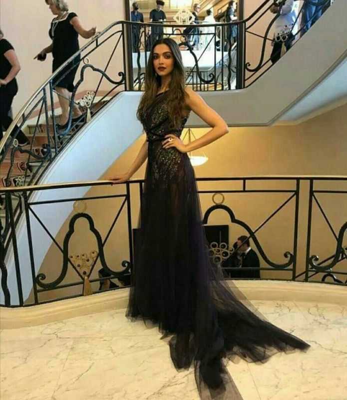 Deepika is one of the most fashionable actresses in Bollywood for a reason.