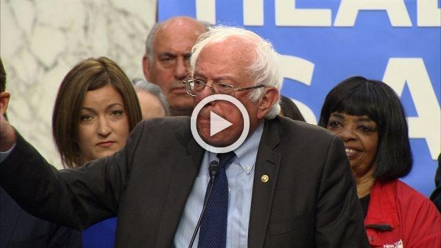 GOP has 'no credibility' on healthcare: Sanders