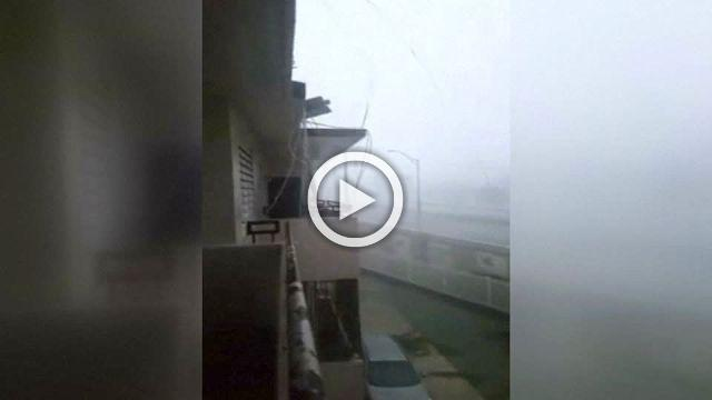 Hurricane Maria brings destruction, heavy floods to Puerto Rico