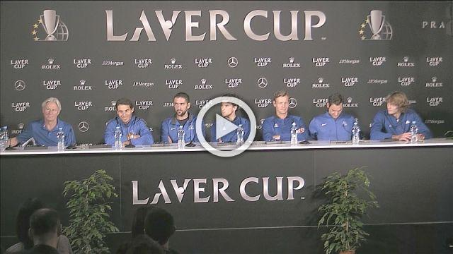 The Laver Cup is not an exhibition, says Nadal