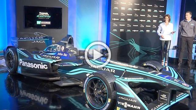 Nelson Piquet Jr joins Jaguar Formula E team for 2017/18 season