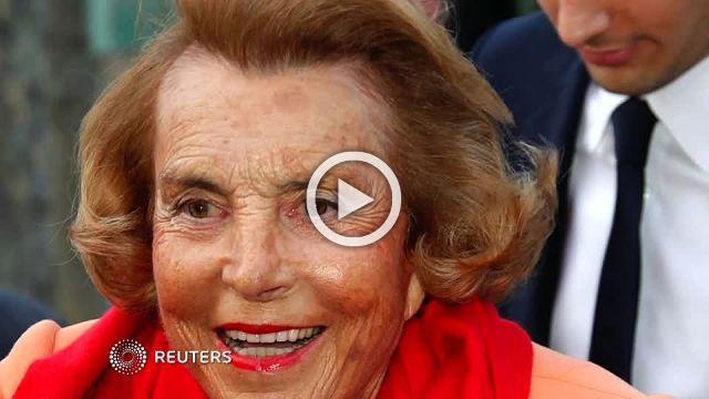Billionaire L'Oreal heiress Bettencourt dies